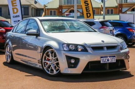 2007 Holden Special Vehicles Clubsport E Series R8 Silver 6 Speed Sports Automatic Sedan Mindarie Wanneroo Area Preview
