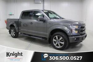 2016 Ford F-150 Lariat Sport Navigation, Moon Roof, Leather