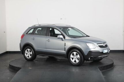 2010 Holden Captiva CG MY10 5 (FWD) Grey 5 Speed Manual Wagon Greenacre Bankstown Area Preview