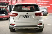 2018 Kia Sorento UM MY19 GT-Line AWD Silky Silver 8 Speed Sports Automatic Wagon Mornington Mornington Peninsula Preview