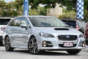 2016 Subaru Levorg V1 MY17 2.0GT-S CVT AWD Silver 8 Speed Constant Variable Wagon Toowong Brisbane North West Preview