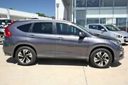 2017 Honda CR-V RW MY18 VTi-LX 4WD Grey 1 Speed Constant Variable Wagon Castle Hill The Hills District Preview