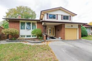Large home for rent Niagara Falls Available March 1st