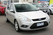 2010 Ford Focus LV LX Silver 4 Speed Sports Automatic Hatchback Heatherton Kingston Area Preview