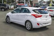 2014 Hyundai i30 GD2 Active White 6 Speed Sports Automatic Hatchback Aspley Brisbane North East Preview