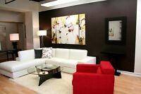 Professional Painting Service with attention to details