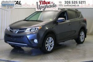2013 Toyota RAV4 Limited AWD*Nav*Sunroof*Leather*