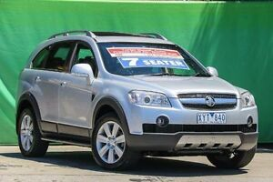 2010 Holden Captiva CG MY10 LX AWD Silver 5 Speed Sports Automatic Wagon Ringwood East Maroondah Area Preview
