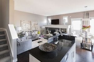 **NO CONDO FEES - Brand New Townhomes Ft Sask - $610 Biweekly**