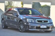 2009 Holden Special Vehicles Grange WM Series 2 Grey 6 Speed Sports Automatic Sedan Morley Bayswater Area Preview