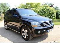 CHEAP CAR - 2007 07 KIA SORENTO 2.5 XS 5D AUTO 168 BHP DIESEL