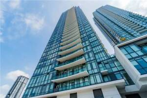 1 Bed + Prkng & Lckr Condo Unit In The Heart Of Mississauga