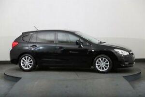 2012 Subaru Impreza MY12 2.0I-L (AWD) Black 6 Speed Manual Hatchback