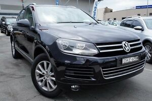 2012 Volkswagen Touareg 7P MY12.5 V6 TDI Tiptronic 4MOTION Black 8 Speed Sports Automatic Wagon Pearce Woden Valley Preview