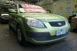 2006 Kia Rio JB EX 5 Speed Manual Hatchback Mordialloc Kingston Area Preview