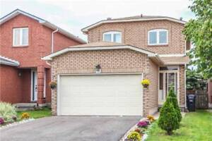 Beautifully Built Detached In Brampton Close To Amenities!
