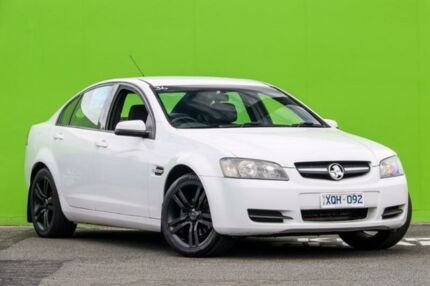 2008 Holden Commodore VE MY09 Omega White 4 Speed Automatic Sedan Ringwood East Maroondah Area Preview