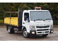 3.0 7C15 34 2D 148 BHP 3700KG RWD AUTOMATIC TWIN WHEEL DIESEL TIPPER 2013