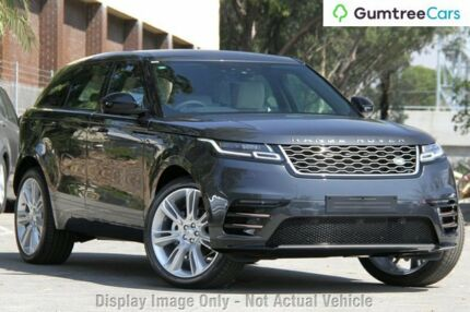 2018 Land Rover Range Rover Velar L560 MY18 D300 AWD R-Dynamic S Corris Grey 8 Speed Mackay Mackay City Preview