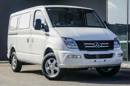 2017 LDV V80 Low Roof SWB White 5 Speed Manual Van