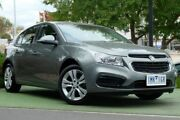 2015 Holden Cruze JH Series II MY16 Equipe Grey 6 Speed Sports Automatic Hatchback Berwick Casey Area Preview