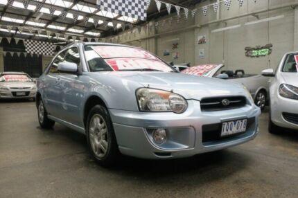2005 Subaru Impreza MY05 GX (AWD) 4 Speed Automatic Hatchback Mordialloc Kingston Area Preview