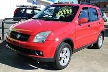 2002 Holden Cruze YG Red 4 Speed Automatic Wagon Greenslopes Brisbane South West Preview