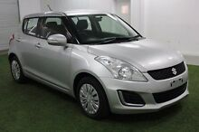 2015 Suzuki Swift  Silver Automatic Hatchback Moonah Glenorchy Area Preview