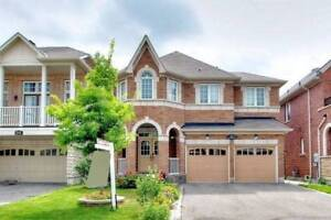 One Of A Kind 4 Bedroom Detached Home w/ Double Door Entry