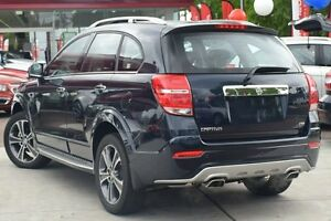 2016 Holden Captiva CG MY16 7 LTZ (AWD) Blue 6 Speed Automatic Wagon Waitara Hornsby Area Preview