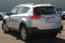 2013 Toyota RAV4 ZSA42R GX 2WD Silver 7 Speed Constant Variable Wagon Wilston Brisbane North West Preview