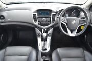2011 Holden Cruze JG CDX Black 6 Speed Sports Automatic Sedan Hoppers Crossing Wyndham Area Preview