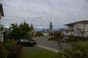 North Nanaimo Quiet fully above ground two beddroom suite