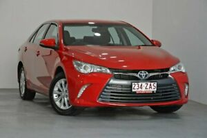 2017 Toyota Camry ASV50R Altise Red 6 Speed Sports Automatic Sedan Kedron Brisbane North East Preview