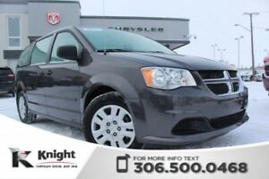 2016 Dodge Grand Caravan Canada Value Package - After Market Hea