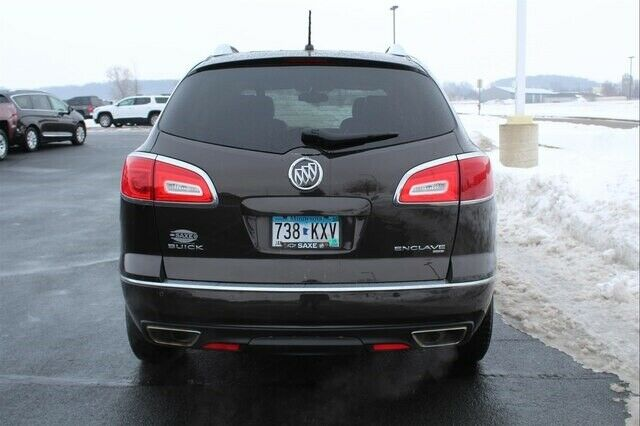 Image 7 Voiture American used Buick Enclave 2013