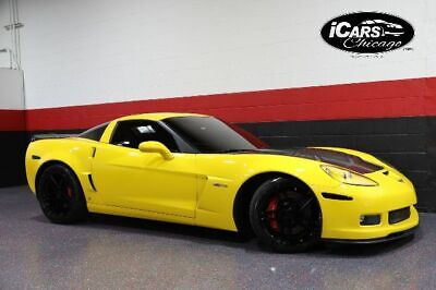 2007 Yellow Chevrolet Corvette Z06 2LZ | C6 Corvette Photo 1