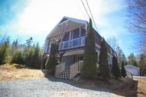 PRICE DROP! 4 bedrm with large detached garage in Porters Lake!