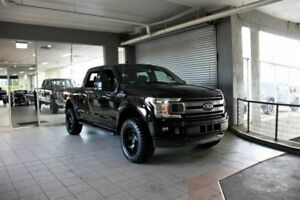 2018 Ford F150 SUPERCREW 4x4 Shadow Black 10 SPEED AUTO 4 X 4 DOUBLE CAB UTILITY Thornleigh Hornsby Area Preview