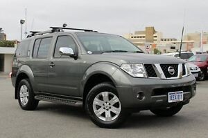 2006 Nissan Pathfinder R51 ST-L Silver 5 Speed Sports Automatic Wagon Northbridge Perth City Area Preview
