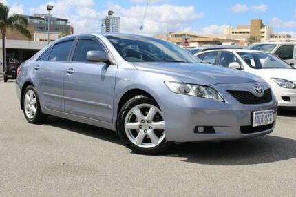 2009 Toyota Camry ACV40R Touring Tungsten 5 Speed Automatic Sedan Northbridge Perth City Area Preview