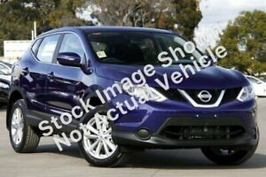 2017 Nissan Qashqai J11 ST Blue 1 Speed Constant Variable Wagon Earlville Cairns City Preview