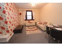 Fantastic 2 bedroom 1st floor part furnished flat in Dalkeith available September – NO FEES