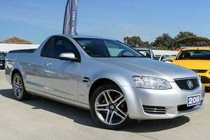 From $76 per week on finance* 2011 Holden Ute Omega Coburg Moreland Area Preview