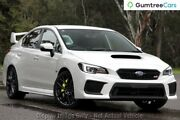 2017 Subaru WRX V1 MY18 STI AWD Crystal White Pearl 6 Speed Manual Sedan Osborne Park Stirling Area Preview