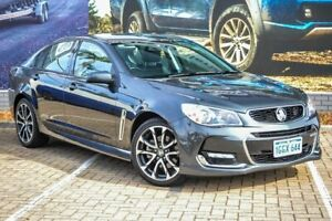 2017 Holden Commodore VF II MY17 SS Grey 6 Speed Sports Automatic Sedan Morley Bayswater Area Preview