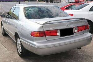 2002 Toyota Camry MCV20R Touring Silver 4 Speed Automatic Sedan