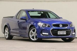 2016 Holden Ute Blue Sports Automatic Utility Vermont Whitehorse Area Preview