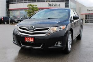 2014 Toyota Venza XLE AWD w/ Leather, Panoramic Roof & Backup Ca