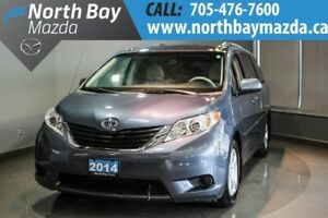 2014 Toyota Sienna LE 8 Passenger + Power Driver Seat + Heated F